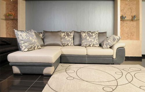 Выбираем белый диван