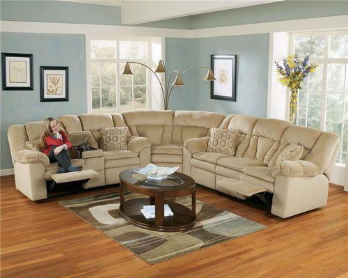 Выбираем большой угловой диван