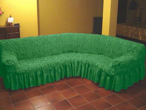 Зеленое покрывало