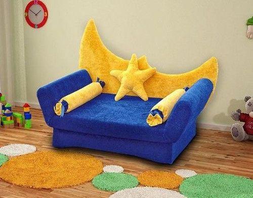 Выбираем диван для ребенка от одного года